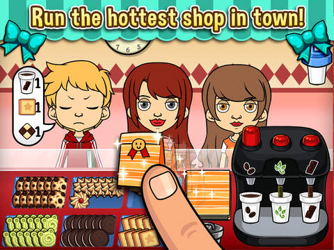 My Cookie Shop - The Sweet Candy and Chocolate Store Game screenshot #1