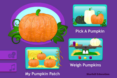 Starfall Pumpkin - náhled