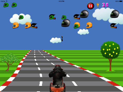 Highway Motorbike screenshot 6