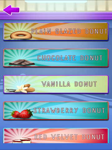 Awesome Ice Cream Donut Maker Cake Baking Dessert screenshot 10