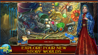 Forgotten Books: The Enchanted Crown - A Hidden Object Story Adventure screenshot 2