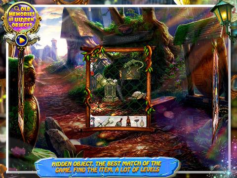 Old Memories Of Hidden Object screenshot 9