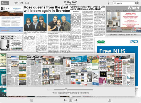 Congleton Chronicle screenshot 10