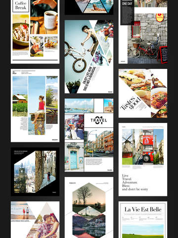 MOLDIV - Photo Editor, Collage screenshot 7