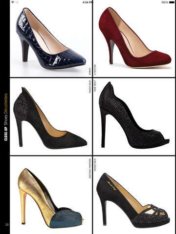 Close-Up Woman Shoes screenshot 8