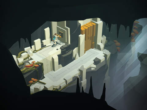 Lara Croft GO screenshot 7