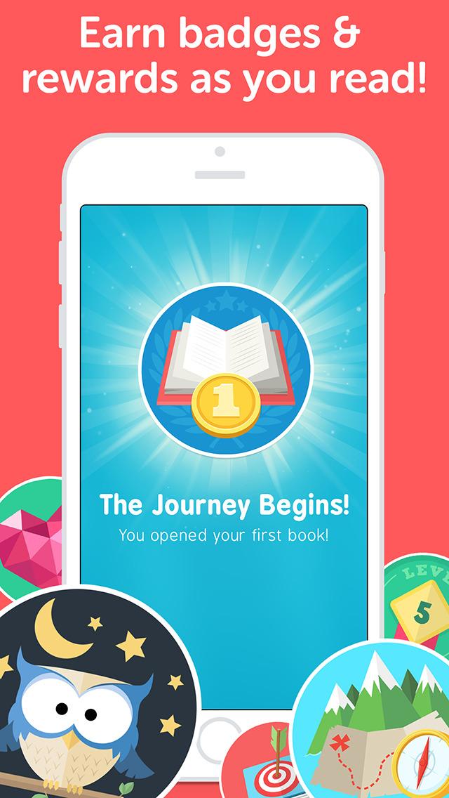 Epic - Kids' Books & Reading screenshot 2