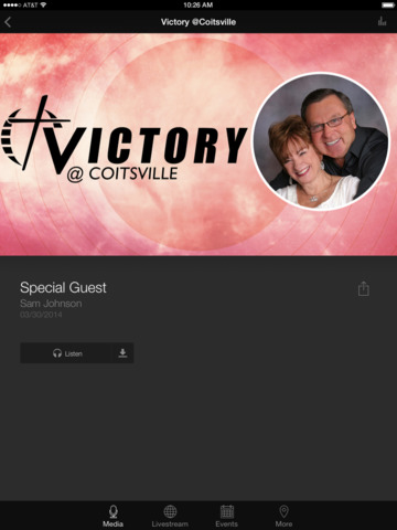 Victory Christian Center Ohio screenshot 6