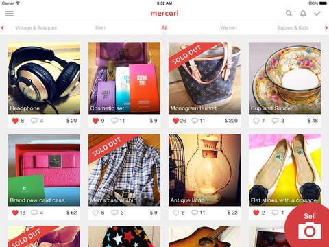 Mercari: The Selling App screenshot 7