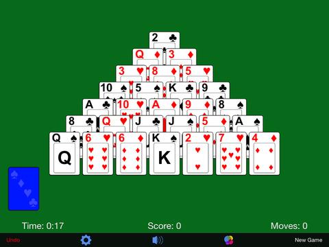 Pyramid Solitaire· screenshot 6