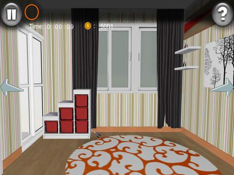 Can You Escape 10 Crazy Rooms II Deluxe screenshot 9
