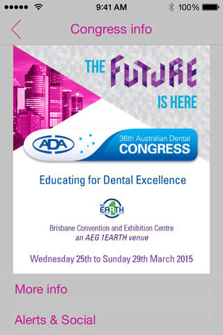 36th Australian Dental Congress - náhled