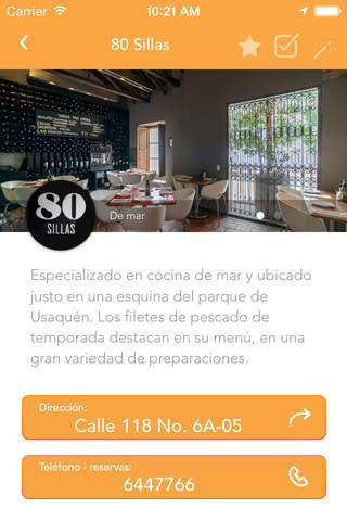 50+ Restaurantes - náhled