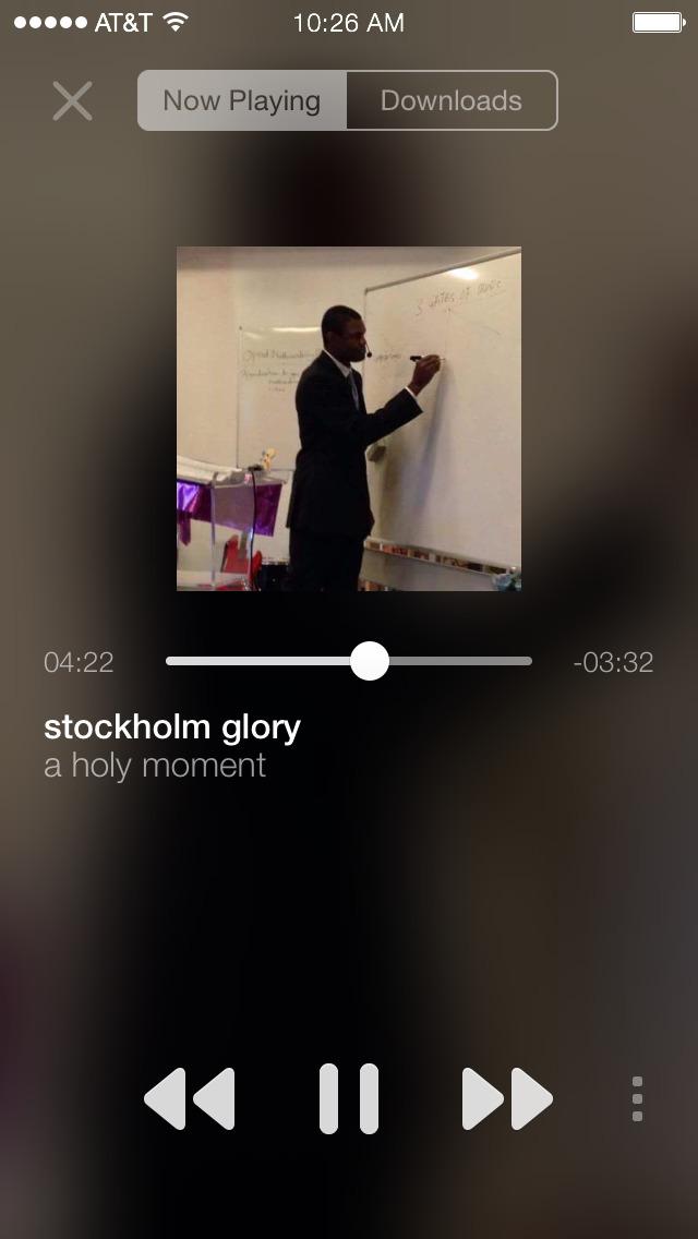 Glory Tabernacle International screenshot 2