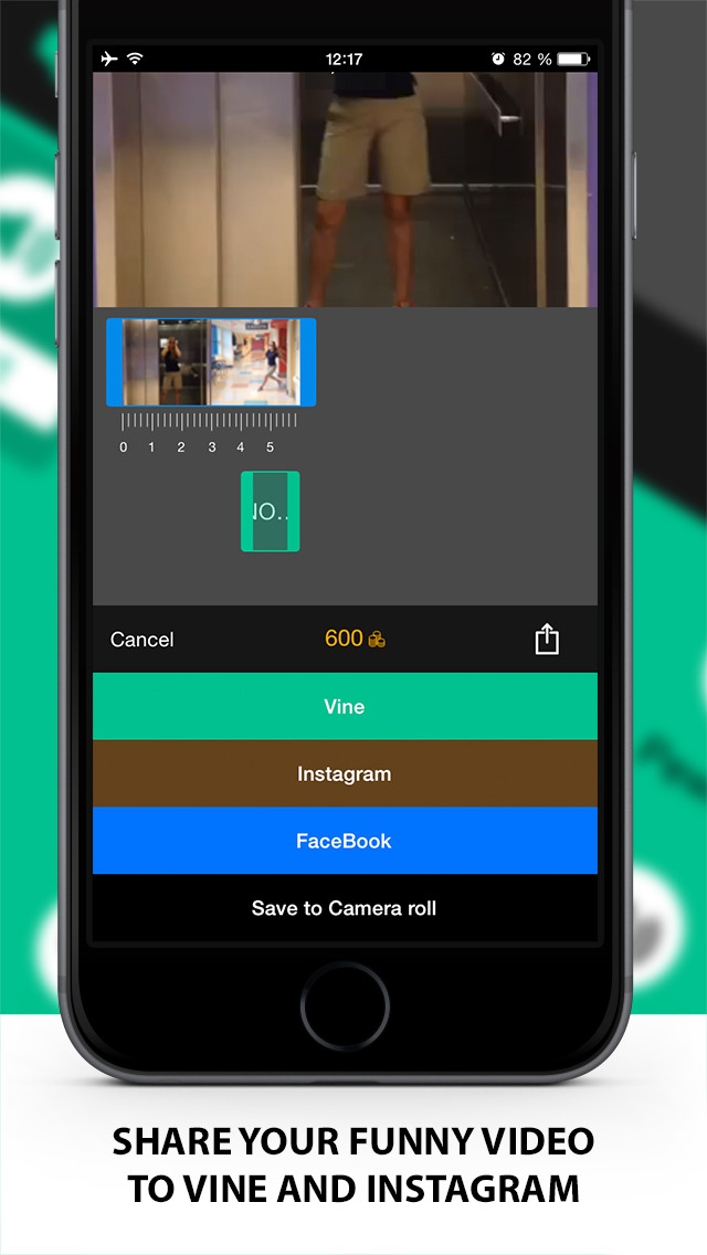 The Sounds Of Vine For Video screenshot 4