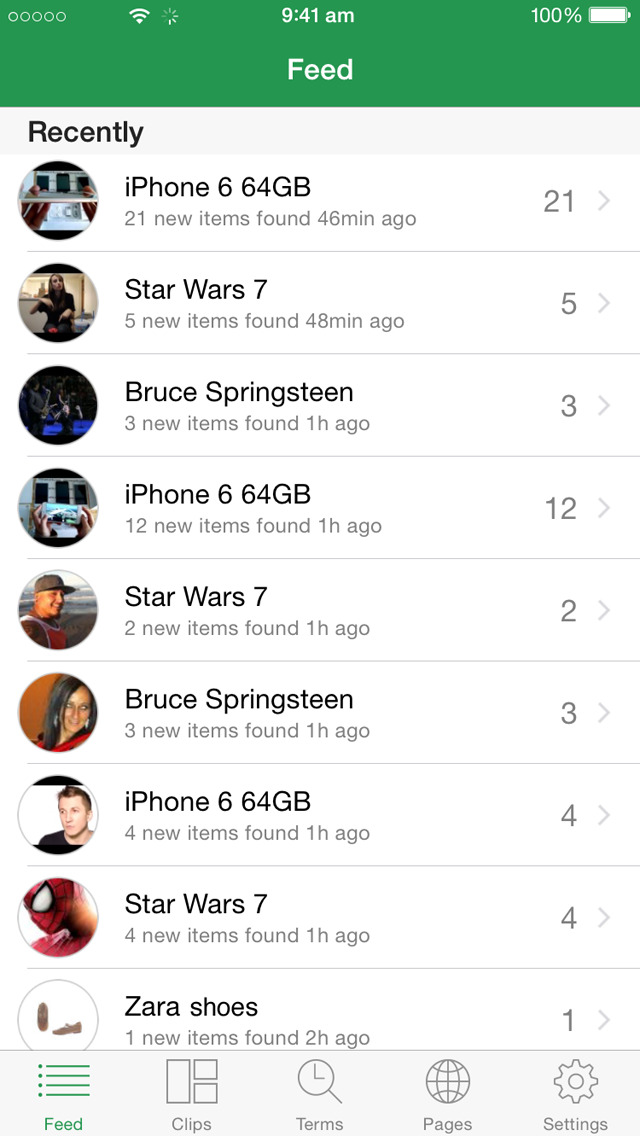 MUSTEUS Push App screenshot 3