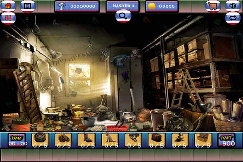 Lost Souls : Hidden Object - náhled