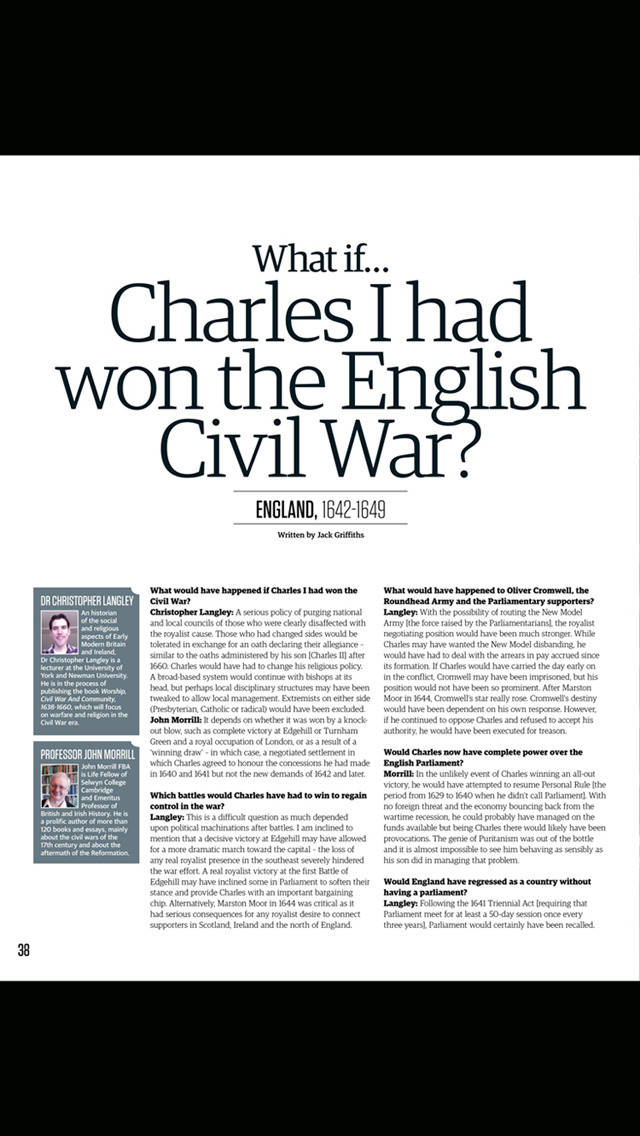 All About History Magazine: From ancient times to World War 2 and beyond screenshot #4