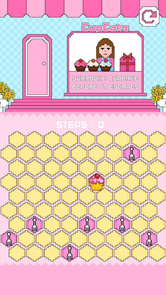 Eat the CupCake screenshot 3