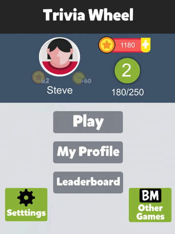 Trivia Wheel screenshot 10