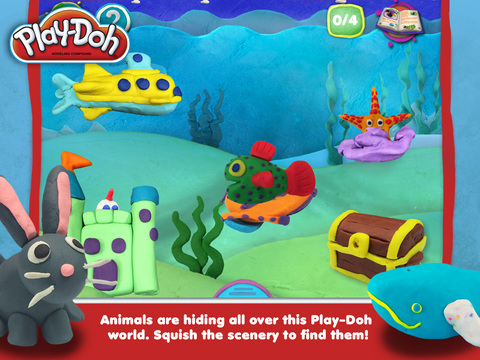 PLAY-DOH: Seek and Squish screenshot 7