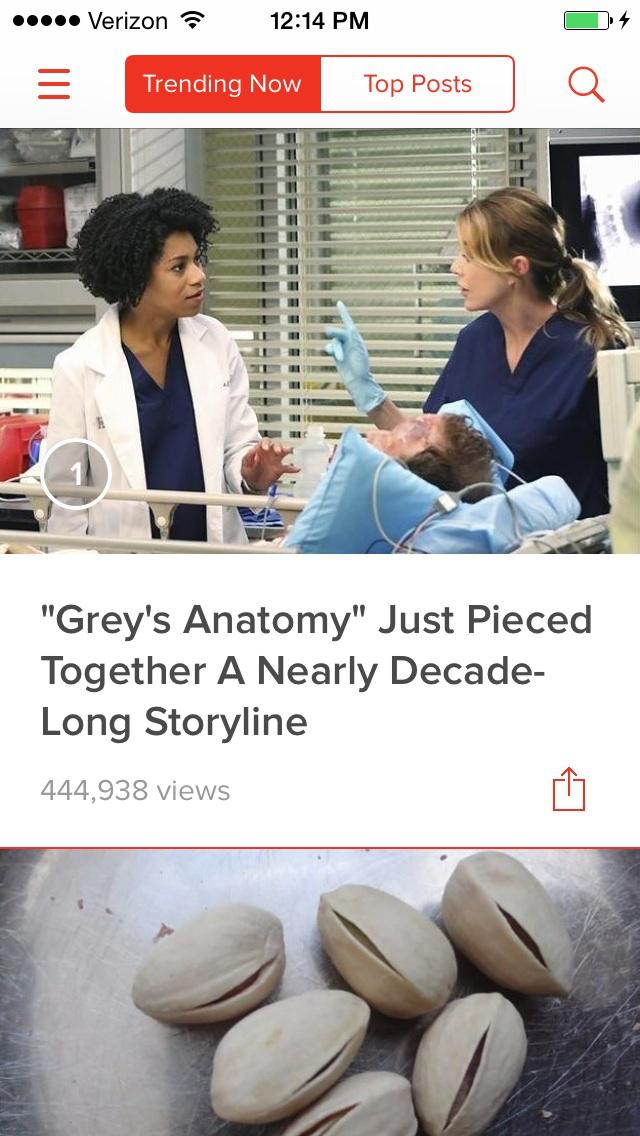 BuzzFeed screenshot 2