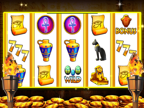 Arcade Slots of Pharaoh Egypt Casino Free screenshot 5