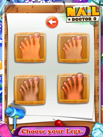 Nail Doctor 3 screenshot 10