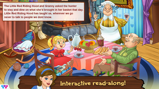 Little Red Riding Hood Toybook screenshot 5