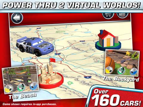 Cars Daredevil Garage screenshot 6