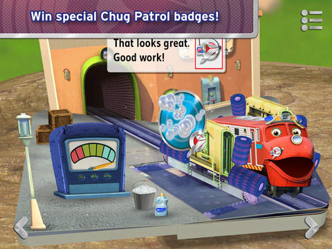 Chug Patrol: Ready to Rescue ~ Chuggington Book screenshot 10