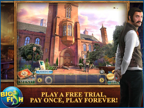 Hidden Expedition: Smithsonian™ Castle HD - Hidden Objects, Adventure & Puzzles screenshot 1