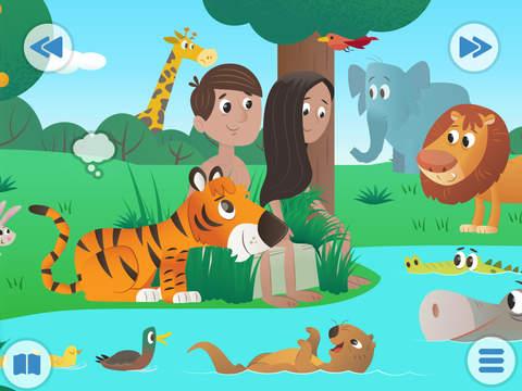 Bible App for Kids screenshot 6