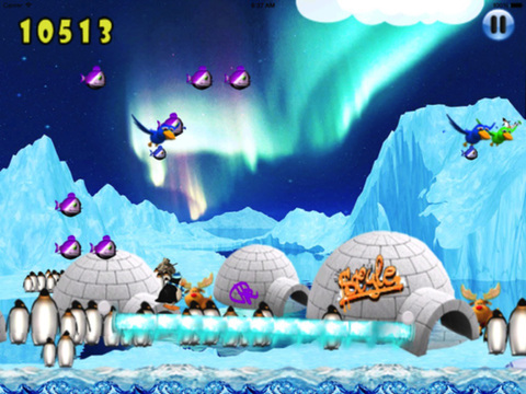 Happy Pinguin Jump Pro screenshot 8