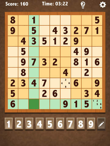 Café Sudoku screenshot 7