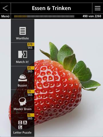 Italienisch Vokabeltrainer Langenscheidt IQ - Vokabeln lernen mit Bildern screenshot 7