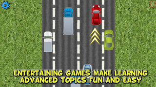 Sixth Grade Learning Games SE screenshot 2