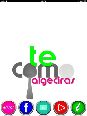 Te Como Algeciras - guía completa de la gastronomía especial screenshot 6