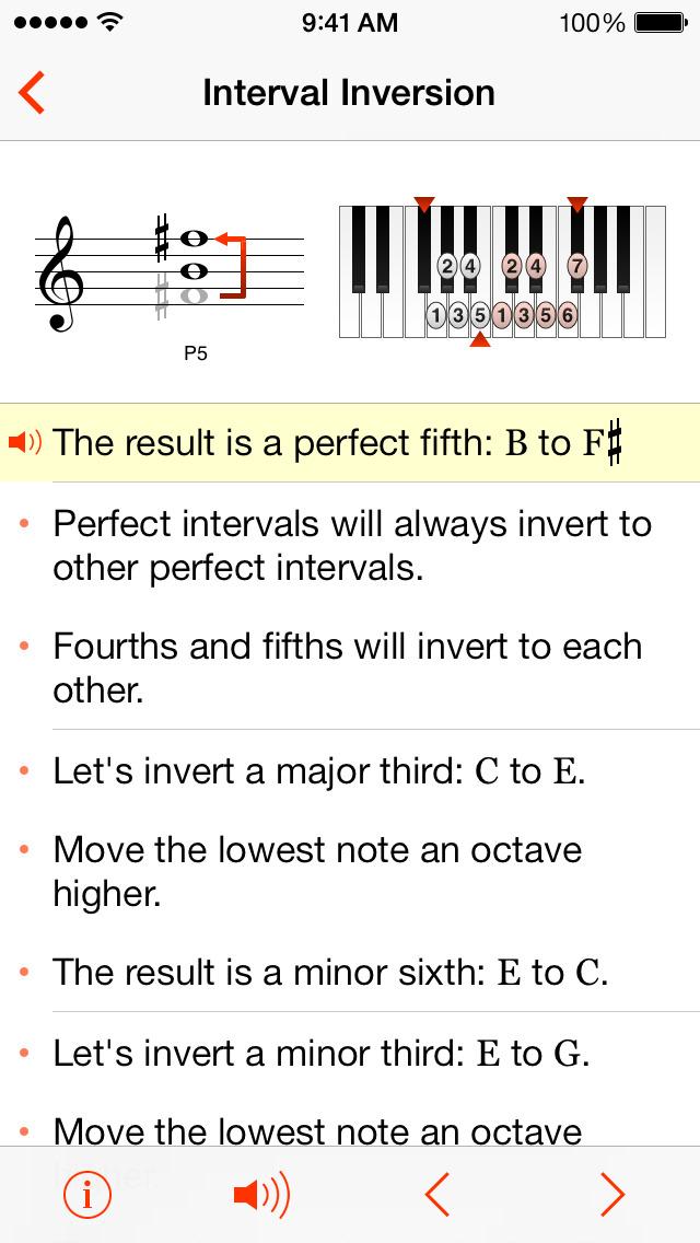 Theory Lessons screenshot 4