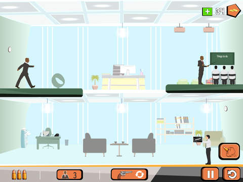 Angry Boss Shooter 2015 screenshot 7