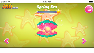 Seashell Queen - Free Game !! screenshot 4