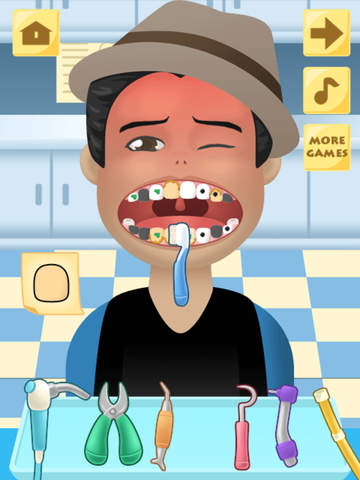 Pop Star Dentist (ad free) screenshot 9