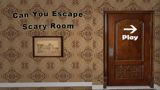 Can You Escape Scary Room Deluxe screenshot 1
