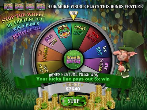 Crock O'Gold Slots 2 - Dublin Yer Cash FREE screenshot 7