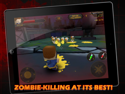 Call of Mini™ Zombies Free screenshot 10