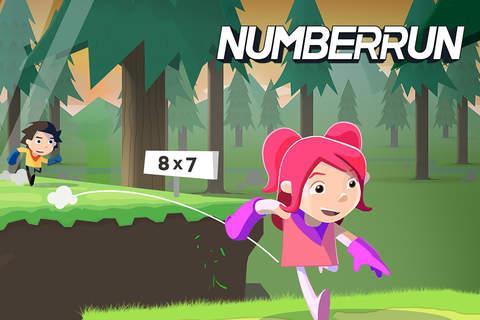 Number Run - náhled
