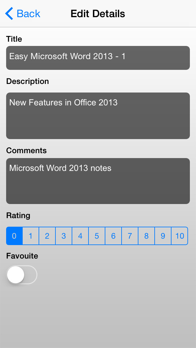 Easy To Use - Microsoft Word 2013 Edition screenshot 4