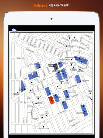 Winnipeg Tour Guide: Offline Maps with Street View and Emergency Help Info screenshot 8