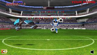 A Super Modern Soccer screenshot 1