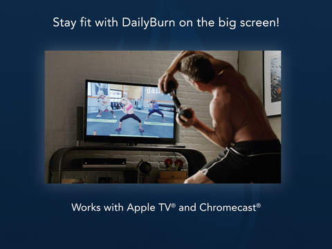 At Home Workouts by Daily Burn screenshot 8